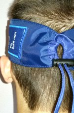 x-ray protection headband